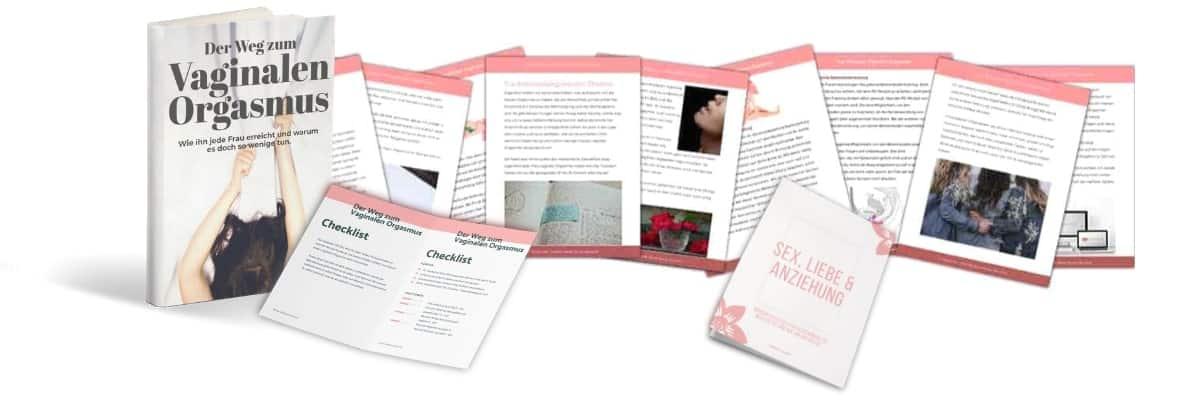 Der Weg zum Vaginalen Orgasmus E-Book Cover + Seiteneinblick1